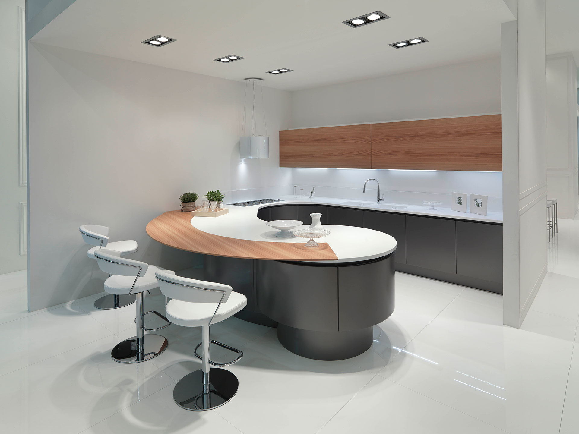 domina by aster cucine habitat by aeon