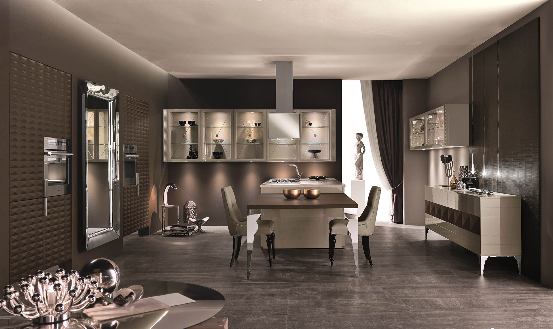 LUXURY by Aster Cucine