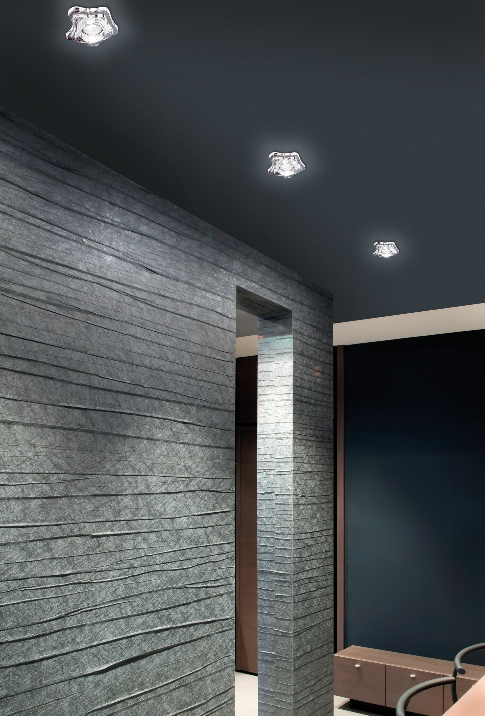BAIA - Recessed - Crystal - by Leucos